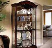 Attirant Curio Cabinets By Howard Miller